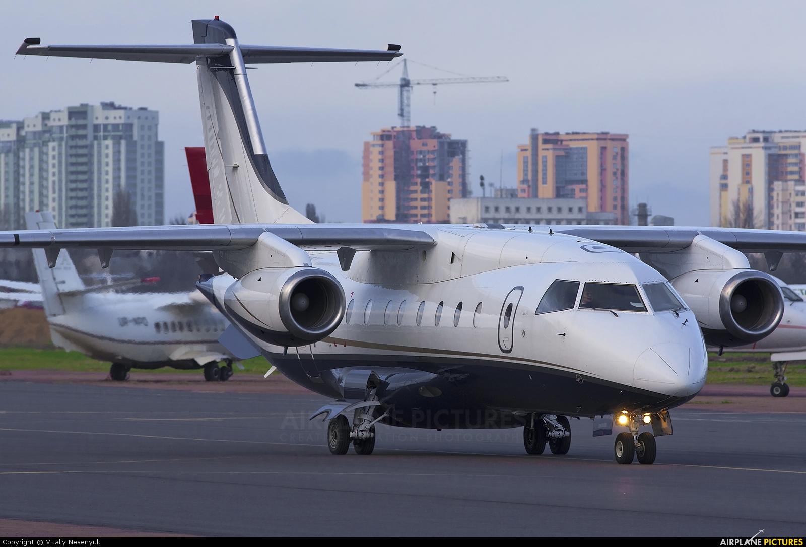 Aerostars UR-AER aircraft at Kyiv - Zhulyany