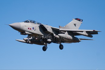 ZG756 - Royal Air Force Panavia Tornado GR.4 / 4A