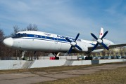CCCP-75554 - Aeroflot Ilyushin Il-18 (all models) aircraft