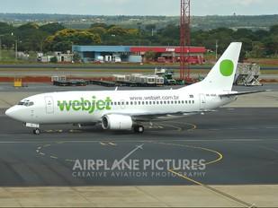 PR-WJA - WebJet Linhas Aéreas Boeing 737-300
