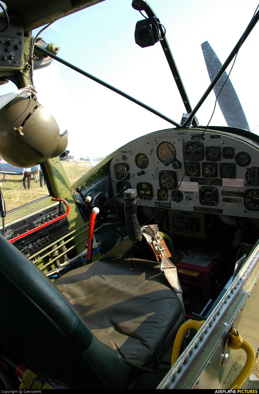 Private I-EIAW aircraft at Reggio Emilia
