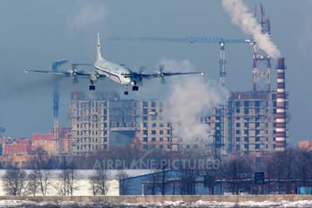 RA-75676 - Russia - Air Force Ilyushin Il-18 (all models)