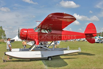NC19498 - Private Cessna 165 Airmaster