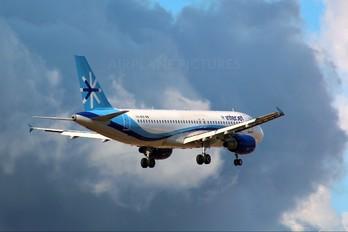 XA-BIO - Interjet Airbus A320