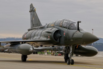 668 - France - Air Force Dassault Mirage 2000D