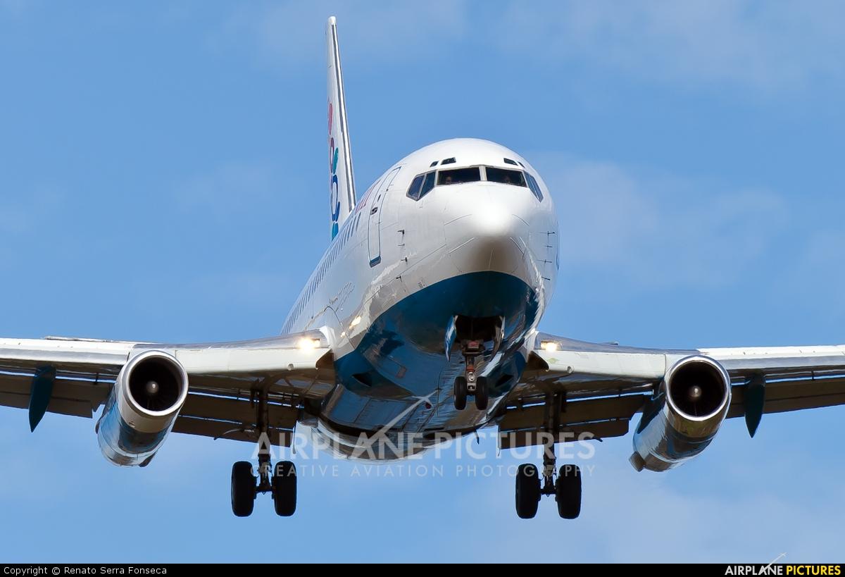 Bahamasair C6-BFW aircraft at Orlando Intl