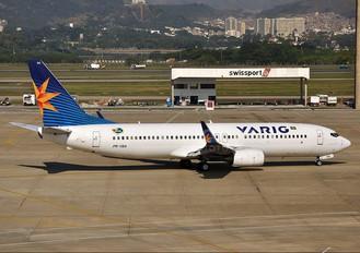 PR-VBA - VARIG Boeing 737-800