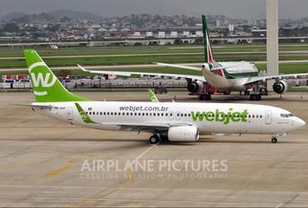 PR-GGF - WebJet Linhas Aéreas Boeing 737-800