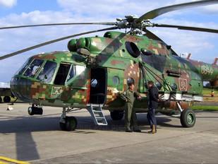 0844 - Slovakia -  Air Force Mil Mi-17