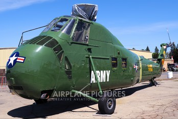 57-1708 - USA - Army Sikorsky VH-34C Choctaw