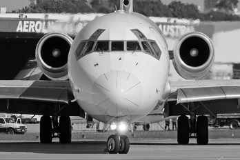 LV-BAY - Andes Lineas Aereas  McDonnell Douglas MD-83