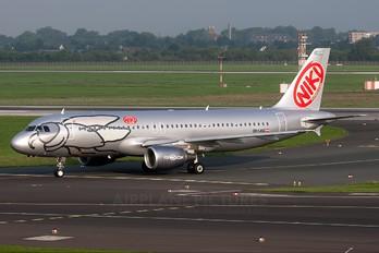 OE-LEG - Niki Airbus A320