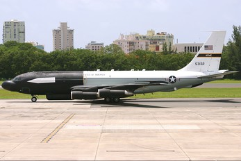 55-3132 - USA - Air Force Boeing NKC-135A Stratotanker