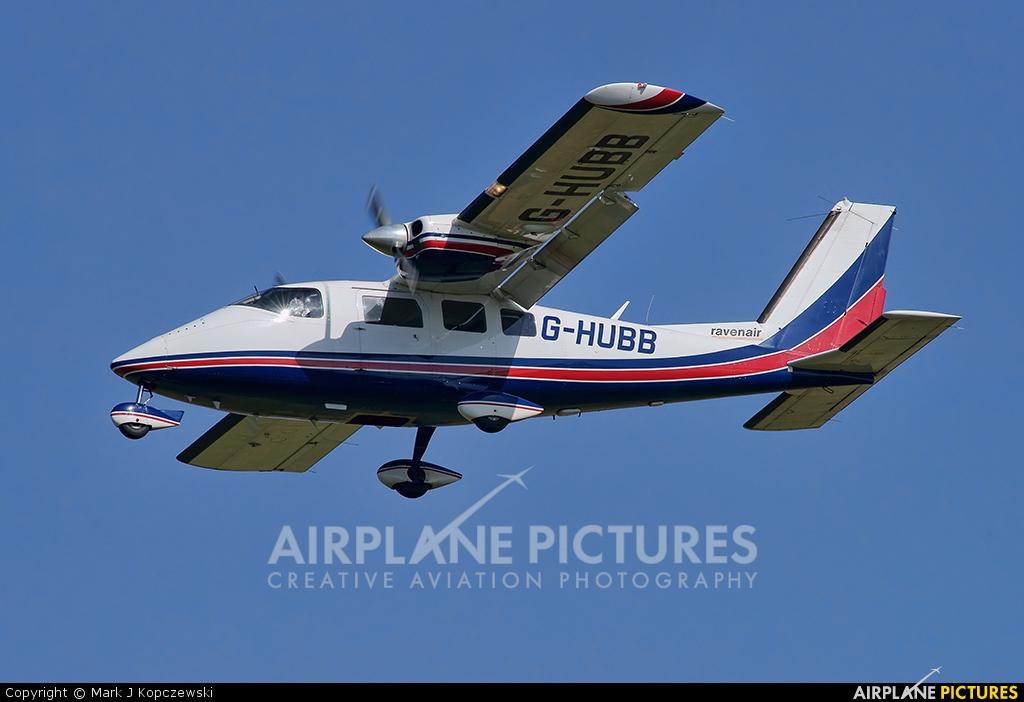 G-HUBB - Ravenair Partenavia P.68 at Liverpool   Photo ID 199674 ...