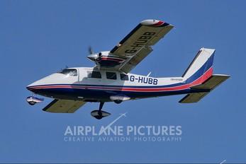 G-HUBB - Ravenair Partenavia P.68