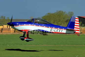 G-LEXY - Private Vans RV-8