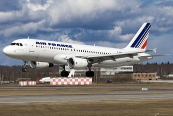 F-GFKI - Air France Airbus A320