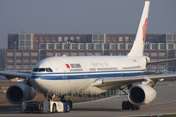 B-6117 - Air China Airbus A330-200