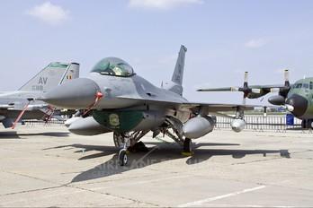 88-0425 - USA - Air Force General Dynamics F-16CG Night Falcon