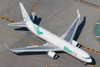 N420LA - MasAir Boeing 767-300F