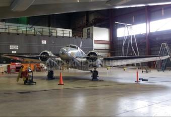 CF-TCC - Trans Canada Airlines Lockheed 10 Electra