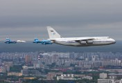 RA-82028 - Russia - Air Force Antonov An-124 aircraft