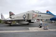 153880 - USA - Navy McDonnell Douglas F-4S Phantom II aircraft