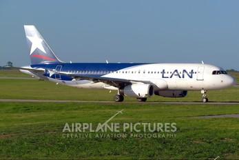 LV-CKV - LAN Argentina Airbus A320