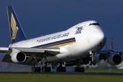 9V-SFJ - Singapore Airlines Cargo Boeing 747-400F, ERF aircraft
