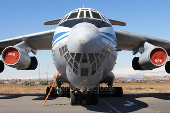 86040 - Armenia - Air Force Ilyushin Il-76 (all models)