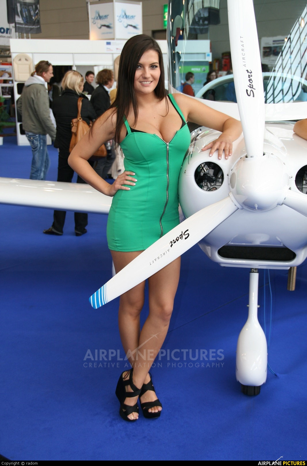 - Aviation Glamour - aircraft at Friedrichshafen