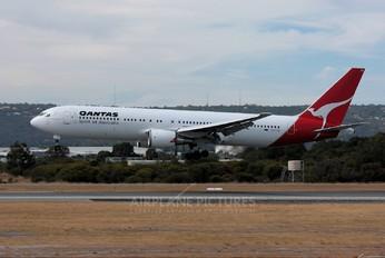 VH-OGJ - QANTAS Boeing 767-300