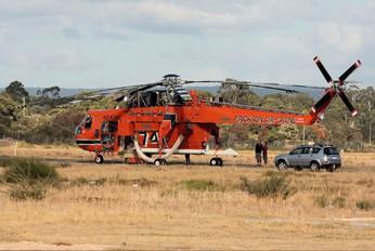 N243AC - Erickson Air-Crane Sikorsky S-64E/F Skycrane