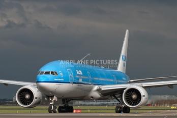 PH-BQN - KLM Asia Boeing 777-200ER