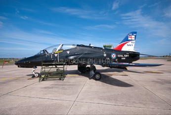 XX159 - Royal Navy British Aerospace Hawk T.1/ 1A