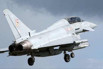 ZJ815 - Royal Air Force Eurofighter Typhoon T.3