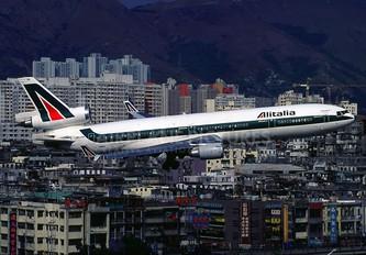 I-DUPB - Alitalia McDonnell Douglas MD-11