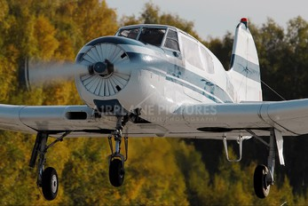 RA-00966 - Private Yakovlev Yak-18T