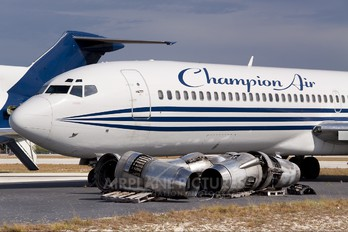 N697CA - Champion Air Boeing 727-200