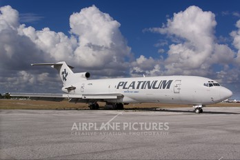 N727PL - Platinum Air Boeing 727-200F