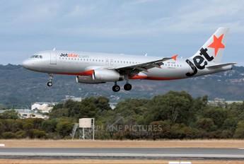 VH-VQP - Jetstar Airways Airbus A320
