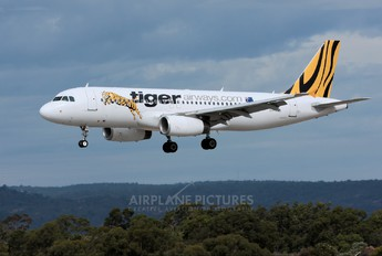 VH-VNJ - Tiger Airways Airbus A320