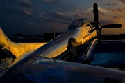 N6168C - Private North American P-51D Mustang aircraft