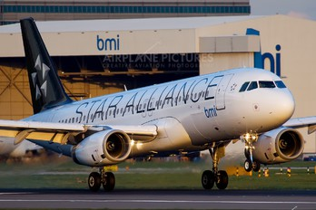 G-MIDX - BMI British Midland Airbus A320