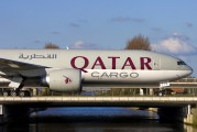 A7-BFB - Qatar Airways Cargo Boeing 777F aircraft