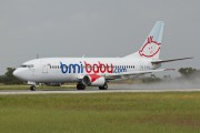 G-TOYM - bmibaby Boeing 737-300 aircraft