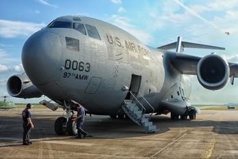 97-0063 - USA - Air Force Boeing C-17A Globemaster III