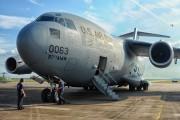 97-0063 - USA - Air Force Boeing C-17A Globemaster III aircraft