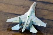 03 - Russia - Air Force Sukhoi Su-27 aircraft