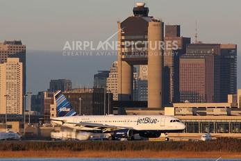 N590JB - JetBlue Airways Airbus A320